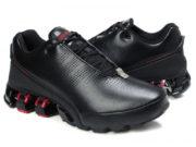 Кроссовки Adidas Porsche Design Sport P5000 мужские черные с красным - фото спереди