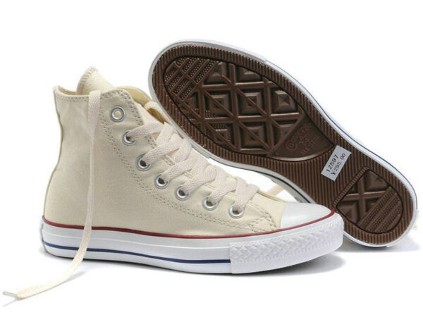 Converse Chuck Taylor All Star High бежевые (35-45)