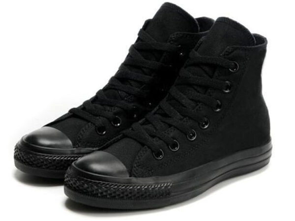 Converse Chuck Taylor All Star High черные (35-45)