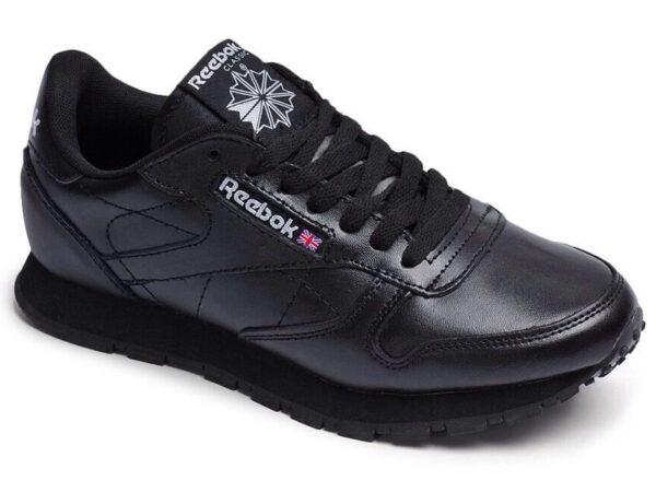 Кроссовки Reebok Classic черные