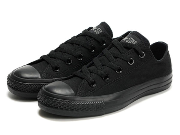 Converse Chuck Taylor All Star Night черные (35-45)