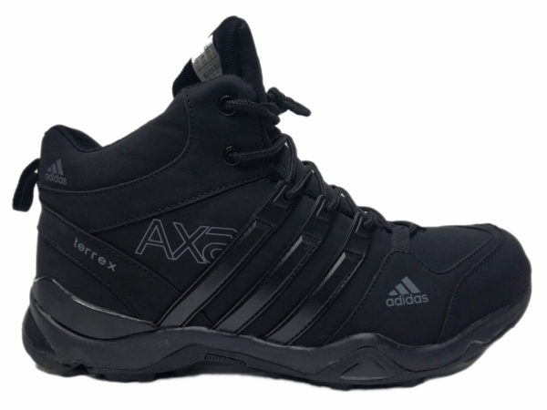 Зимние Adidas Terrex Outdoor черные