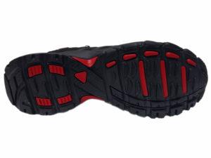 Зимние Adidas Terrex Seamless черные - фото подошвы