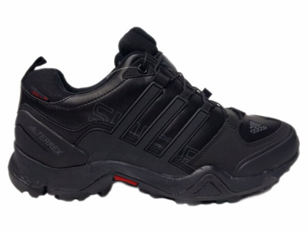 Adidas Terrex Traxion на меху черные (40-46)