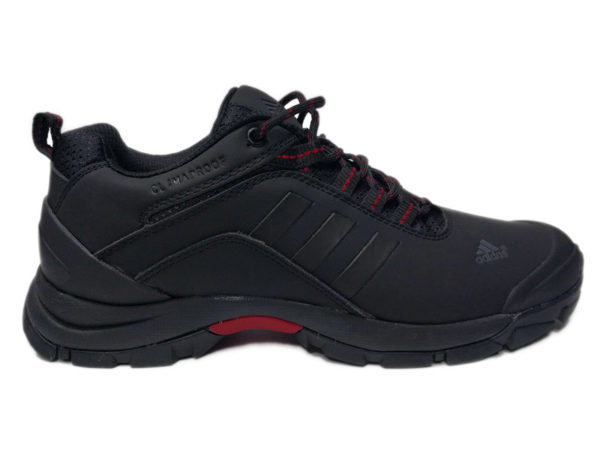 Adidas Climaproof Low на меху черные (40-46)