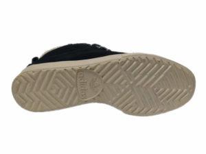 Зимние Adidas Ransom черные - фото подошвы
