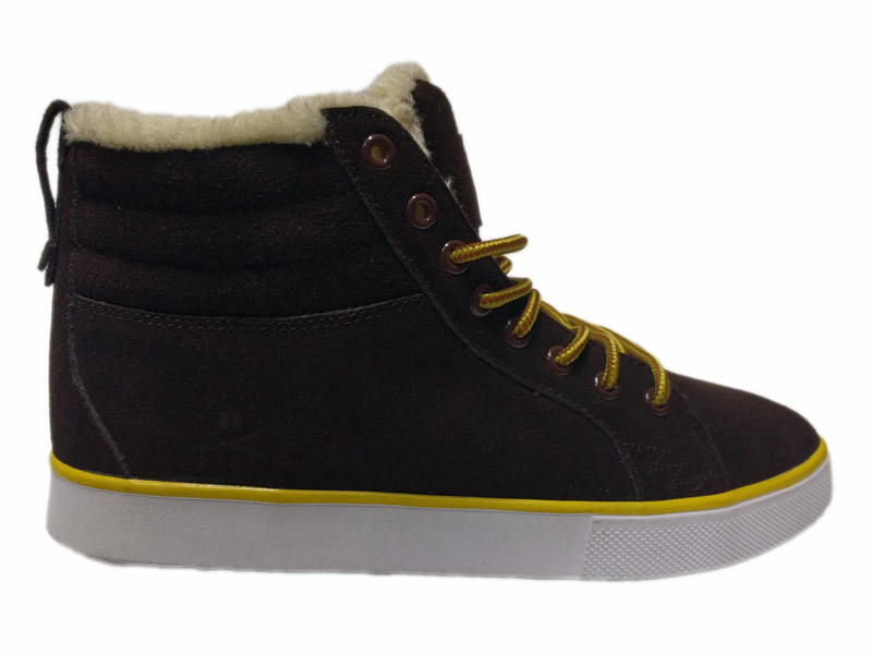 Зимние Adidas Ransom коричневые