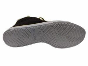 Зимние Adidas Ransom коричневые - фото подошвы