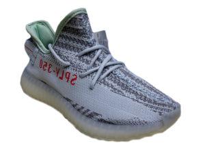 Adidas Yeezy Boost 350 светло-серые