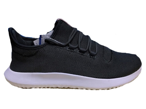 Adidas Tubular Shadow черно-серые с белым