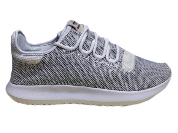 Adidas Tubular Shadow серые с белым (35-45)