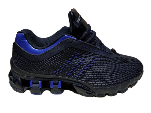 Adidas Porsche Design Sport черные с синим (40-45)
