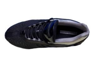 Adidas Porsche Design Sport черные с серым в сетку мужские