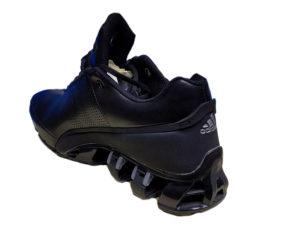 Adidas Porsche Design Sport P5000 черные кожаные мужские
