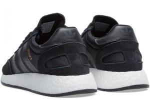 Adidas Iniki Runner Boost черные