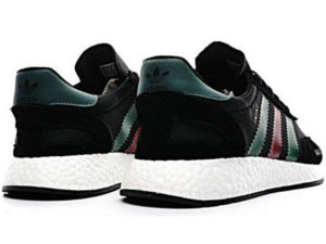 Adidas Iniki Runner x Gucci черные