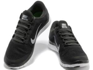 Nike Free Run 3.0 v5 черные