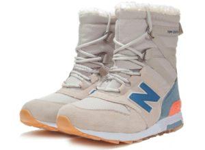 Сапоги New Balance Snow Boots бежевые 36-40