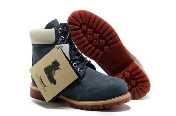 Мужские ботинки Timberland из нубука