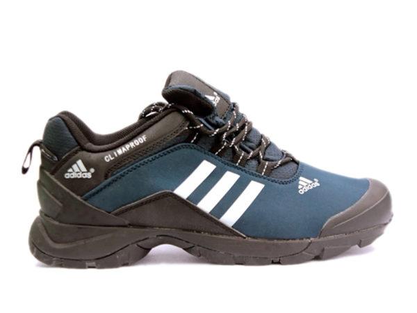 Adidas Terrex Climaproof синие с черным