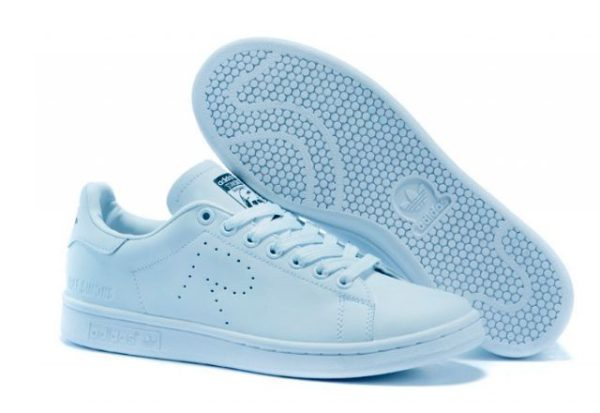 Adidas Stan Smith Light Blue голубые (35-39)