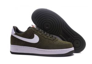 Nike Air Force 1 зеленые (40-45)
