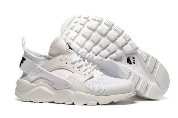 Nike Air Huarache Ultra белые White (35-44)