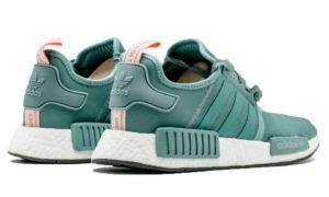 Adidas NMD R1 бирюзовые