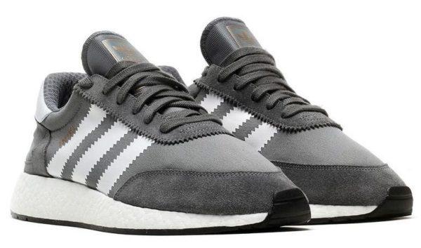 Adidas Iniki Runner серые