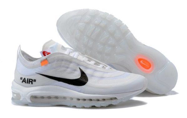 Nike x Off-White Air Max 97 белые-White (40-44)