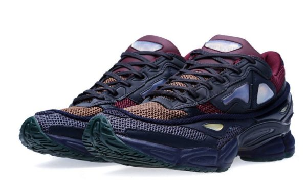 Adidas Ozweego 2 Raf Simons x Dark Blue синие (35-39)