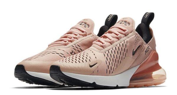 Nike Air Max 270 светло-коричневые (35-44)