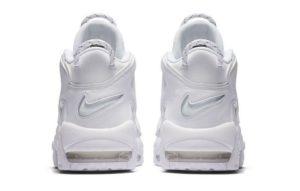 Nike Air More Uptempo белые 40-45