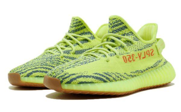 Adidas Yeezy Boost 350 V2 зеленые (35-44)