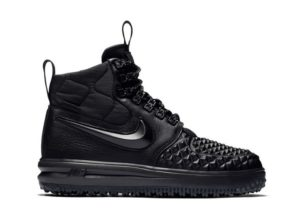 Nike Air Force 1 Lunar Duckboot черные (35-45)