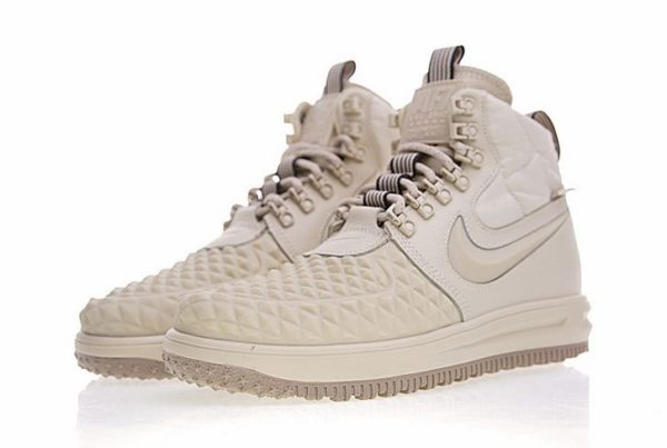 Nike Air Force 1 Lunar Duckboot бежевые (40-44)
