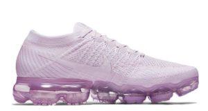 Nike Air VaporMax Flyknit фиолетовые 35-40