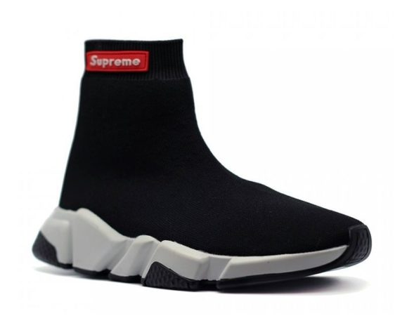 Balenciaga Supreme Speed Trainer Black черные (35-39)