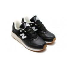 NEW BALANCE 530 кожа черный-black (40-44)