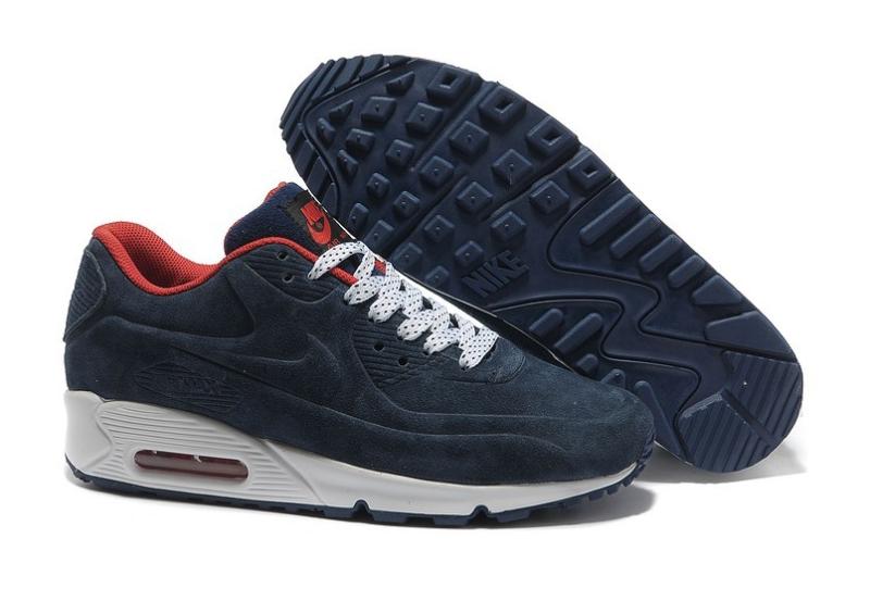 Nike Air Max 90 VT синие (36-46)