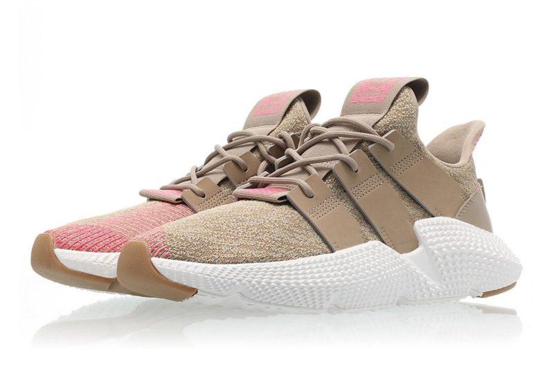 Adidas Prophere Tbrown brown Pink коричневый розовые (40-44)