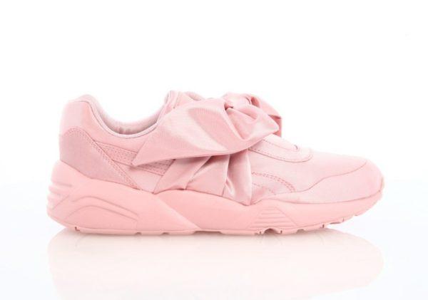 Puma x Rihanna Fenty Bow розовые (35-40)