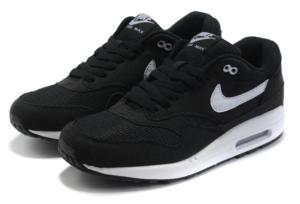 Nike Air Max 87 черно-белые (40-45)
