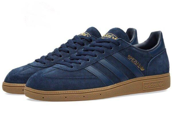 Adidas Spezial темно-синие мужские (40-44)