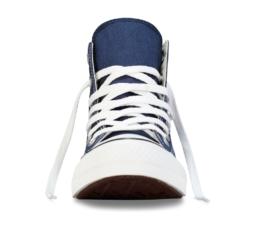Converse All Star High высокие blue синие (35-45). Конверс Ол Стар