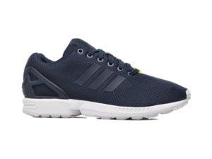 Adidas ZX Flux синие (40-45). Адидас флюкс