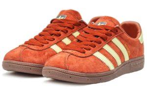 Adidas Munchen оранжевые (40-44)