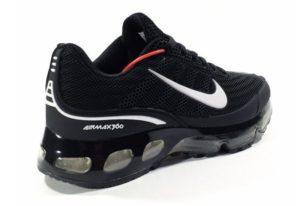 Nike Air Max 360 черные Black (36-44)