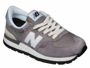 New Balance 990 замшевые серые (39-44)