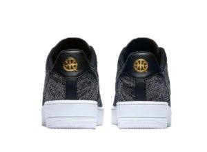 Nike Air Force 1 Low Flyknit серые (41-44)